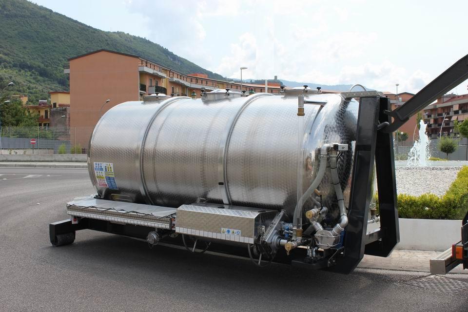 Coferal Tecnologie Per L Ambiente Cisterna Acqua
